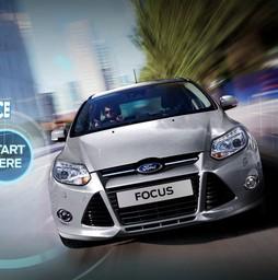 Bán Ford Focus mới Ford Focus 1.5L Ecoboost tặng tiền mặt GIÁ GIẢM T.