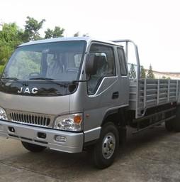 Gía xe tải jac Tải trọng 4.9 tấn 5 tấn trả góp..