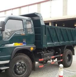 Giá Xe ben 8,7 tấn thaco trường hải mới nâng tải 6,7m3 giá rẻ t.
