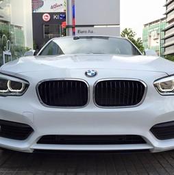 Thông tin Giá Bán,Hình Ảnh và Thông Số Kĩ Thuật Xe BMW 1 Series 118.