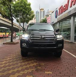 Toyota Land Cruiser 5.7 nhập mỹ 2017.