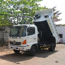 Bán xe ben Hino 5 tấn, 7 tấn, 9 tấn, xe tải tự đổ hino..