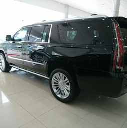 Cadillac Escalade Platinum Edition 2016.