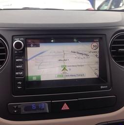 Hyundai I10 Sedan mẫu mới giá tốt.