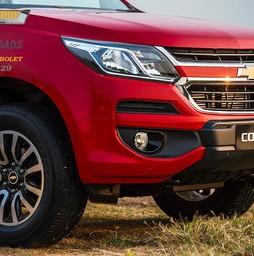 Chevrolet Colorado 2.8 AT 2 Cầu. mua xe bán tải trả góp.