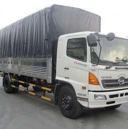 Xe tải Hino 3 Chân FM 15T6. Bán xe tải Hino FM8JNSA 15T6 15.6t 15.6 tấn .