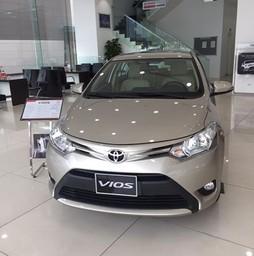 Toyota Vios 2016.