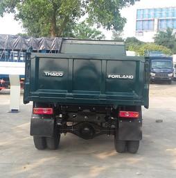 Xe ben 3,5 tấn FLD345C trường hải, uy tín, chất lượng, giá cả h.