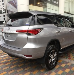 Bán xe Toyota Fortuner 2017 model 2018: Fortuner 2.7L full option máy xăng t.