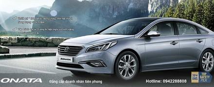 showroom Hyundai Giải Phóng