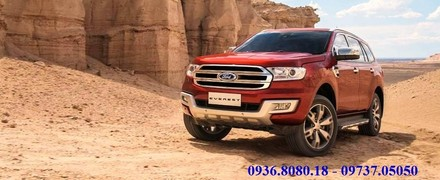 showroom FORD AN ĐÔ