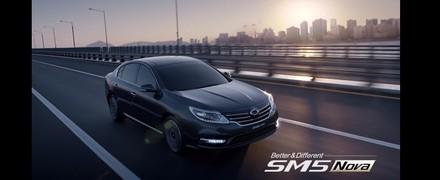 showroom Auto Samsung Motors