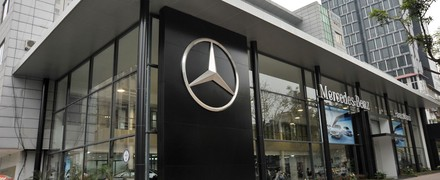 showroom Mercedes Haxaco