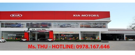 showroom Kia Long Biên