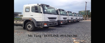showroom Công ty FUSO - MPC