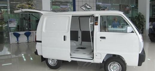 Bán xe tải van Suzuki giá tốt nhất,xe giao ngay, Ảnh số 1