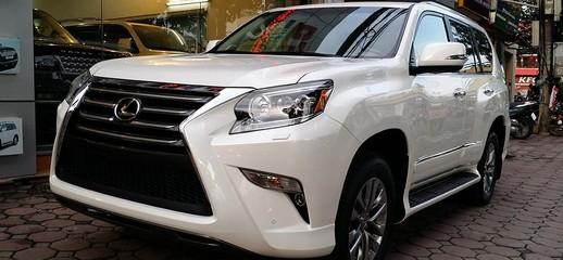ĐẠI LÝ bán LEXUS GX 460 2017/2016 nhập khẩu mới nhất tại Việt Nam, Giá xe LEXUS, Chính hãng , giá tốt nhất, Ảnh số 1