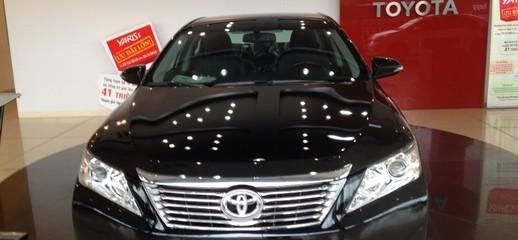 Toyota Camry khuyến mại cực sốc năm 2015 tại Toyota Hiroshima Vĩnh Phúc, giá xe Toyota tốt nhất Miền Bắc tại Vĩnh Phúc, Ảnh số 1
