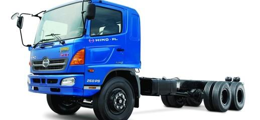 Xe tải Hino 15,5 tấn, xe tải hino 15 tấn Hino 15 tấn xe tải 15 tấn 3 chân cầu lôi, Ảnh số 1