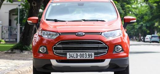 Bảng giá xe FORD tháng 11 năm 2014 Đại lý Ford Focus, Ranger.. AnĐô, Ảnh số 1