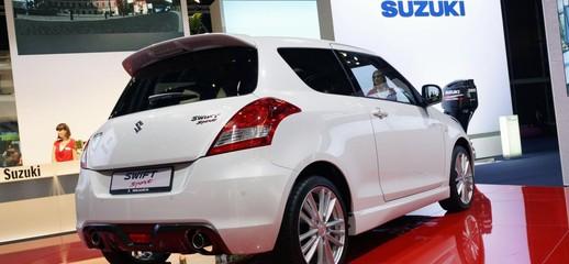 Bán Suzuki Swift 1.4AT mới năm 2016, Giá xe Suzuki Swift 2016, Hình ảnh suzuki Swift, Ảnh số 1