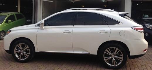 Bán Lexus RX450h model 2013 đã đăng ký màu trắng, Ảnh số 1
