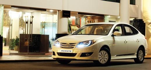 Hyundai Avante 2015 vận hành ổn định, Ảnh số 1