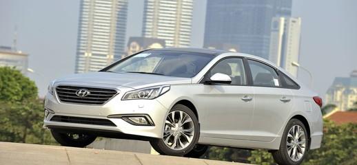 Hyundai Sonata 2015 nhập, full Option Đẳng cấp hàng đầu. Giao xe ngay, giá tốt nhất tại Hyundai Giải Phóng, Ảnh số 1