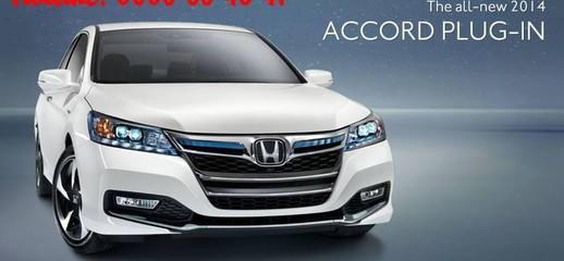 Giá xe Honda Accord, Accord 2016 phiên bản mới nhập khẩu nguyên chiếc, Ảnh số 1