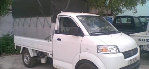 Bán các loại ô tô suzuki, xe tải 5 tạ suzuki carry truck, xe 7 tạ carry pro, bán tải blind van, 7 chỗ windoow van mới..., Ảnh số 1