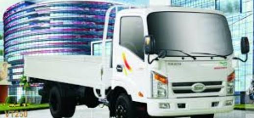 Xe tải Veam vt250 2490kg giá cực rẻ, Ảnh số 1
