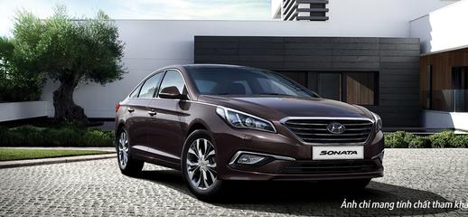 Hyundai Sonata 2015 nhập khẩu full Option. Xe Sonata 2015 khuyến mại lớn 30 triệu cuối năm. Thông số, hình ảnh, giá xe, Ảnh số 1