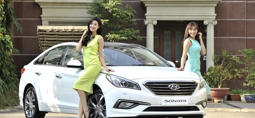 Hyundai Sonata 2015 Phong cách lịch lãm. Bán Sonata 2015 full Option giá tốt nhất, Ảnh số 1