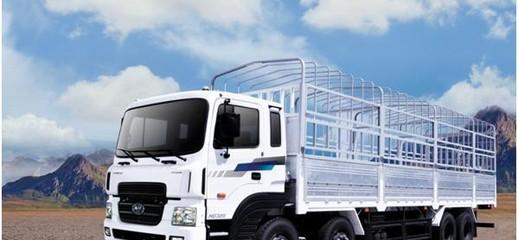 Bán Xe tải 4 chân 19 tấn .Xe và hồ sơ giao ngay tại Hyundai Đông Nam., Ảnh số 1