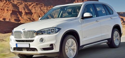 Giá xe BMW X5 35i, BMW X5 50i 2015 nhiều ưu đãi và chiết khấu hấp dẫn, Ảnh số 1