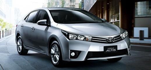 Bán xe Toyota Corolla ALtis 2.0V 1.8AT/MT giá hấp dẫn,nhiều KM, giao xe .