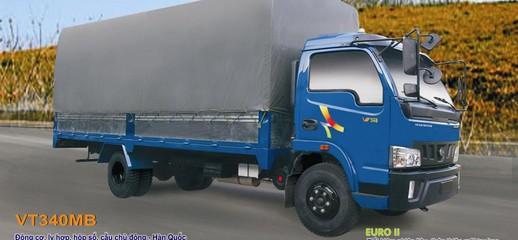 Xe tải veam vt490/4t9 4 tấn 9 động cơ Huyndai Hàn Quốc Phiên bản mới nhất 2051, Ảnh số 1
