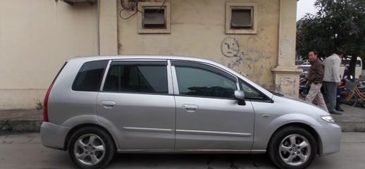 CHỢ Ô TÔ SÀI GÒN bán xe Mazda Premacy đời 2004, màu xám, Ảnh số 1
