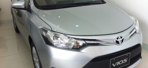 Toyota Vios 2017, Giá xe Vios cạnh tranh, Hình ảnh, giá xe, thông số kỹ thuật. Bán xe Toyota Vios 2017, 1.5E, 1.5G,, Ảnh số 1