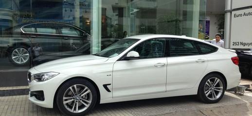 BMW 320i GT 2017 Nhập Khẩu Chính Hãng từ Đức Giá rẻ nhất Sài Gòn, Nhiều màu lựa chọn, Có Xe giao ngay, Đại Lý BMW HCM, Ảnh số 1