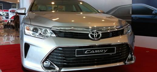 Bán xe Toyota Camry 2.5E 2017 hoàn toàn mới đã trình làng, Ảnh số 1