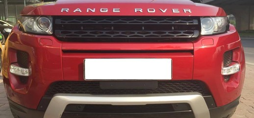 Land Rover Range Rover Evoque Dynamic màu đỏ, sản xuất 2012, Ảnh số 1