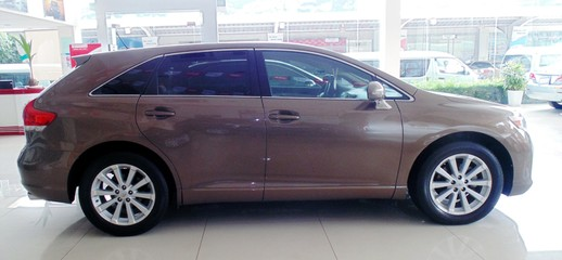 Bán ô tô Toyota Venza 2.7 màu cát sa mạc, Ảnh số 1