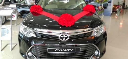 Toyota Camry 2.0E 2017 Khuyến mại lớn, Hỗ trợ trả góp. Liên hệ: 0982378936, Ảnh số 1