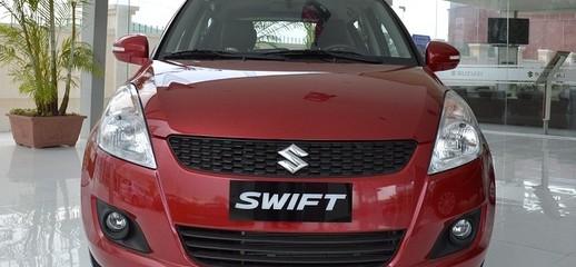 Xe 5 chỗ suzuki swift, đại lý bán xe suzuki swift giá tốt nhất hà nội, thông số cơ bản của suzuki swift, Ảnh số 1