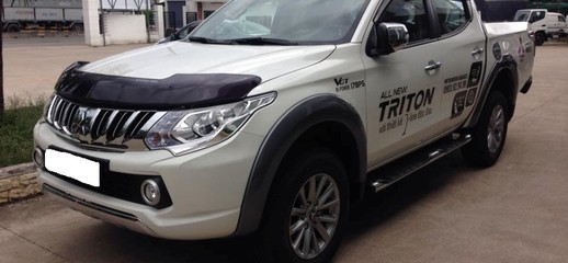 Mitsubishi Triton 2016 new với nhiều ưu đãi hấp dẫn, Ảnh số 1
