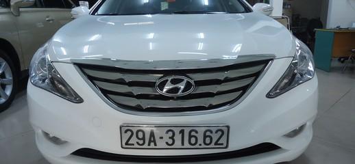 Bán Huyndai Sonata, sản xuất 2011, mầu trắng. Full, Ảnh số 1