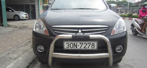 Bán xe Mitsubishi Zinger GLS 2009 chính chủ, số sàn, màu đen, Ảnh số 1