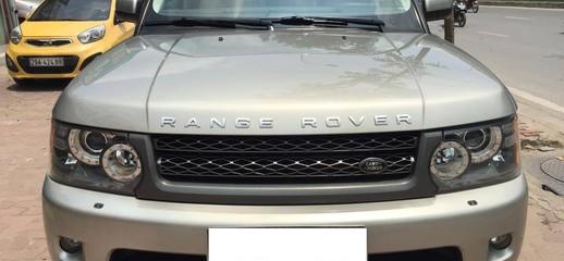 Land rover range rover sport hse màu vàng 5.0 sản xuất 2010, Ảnh số 1