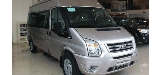 Ford Transit 2015 mới, Ảnh số 1